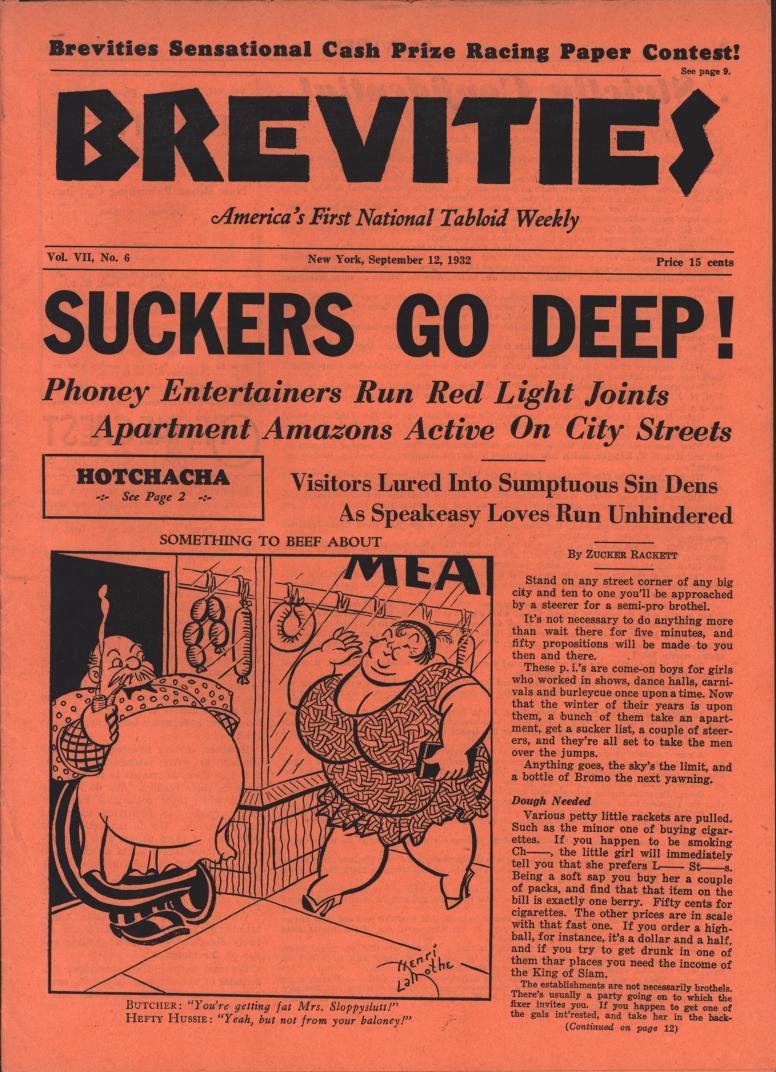 Brevities 1932 09 12