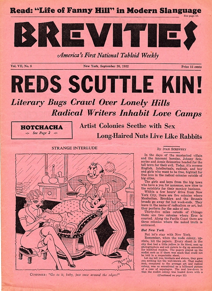 Brevities 1932 09 26