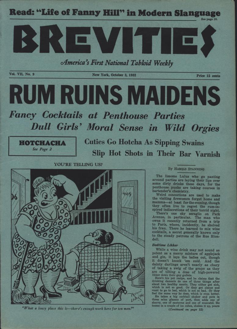 Brevities 1932 10 03
