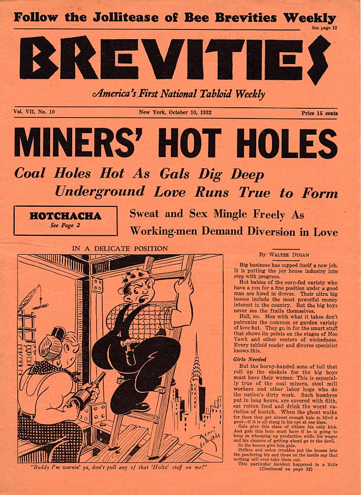 Brevities 1932 10 10
