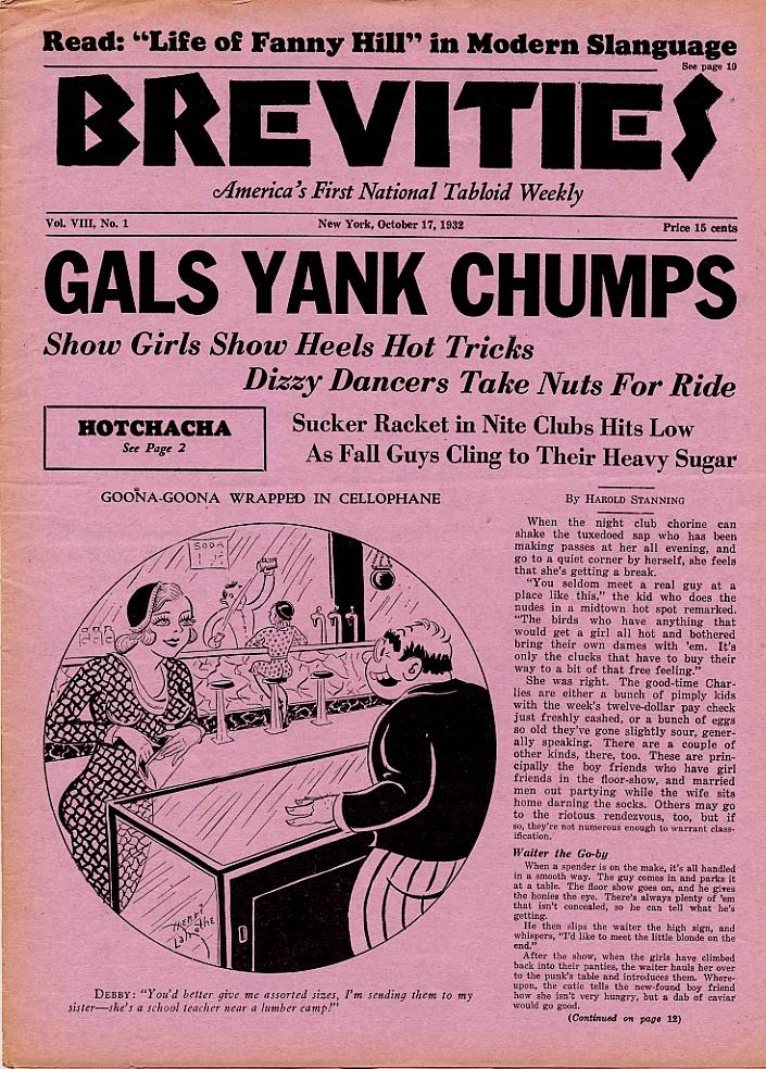 Brevities 1932 10 17