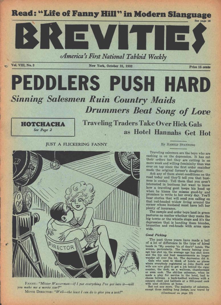 Brevities 1932 10 31