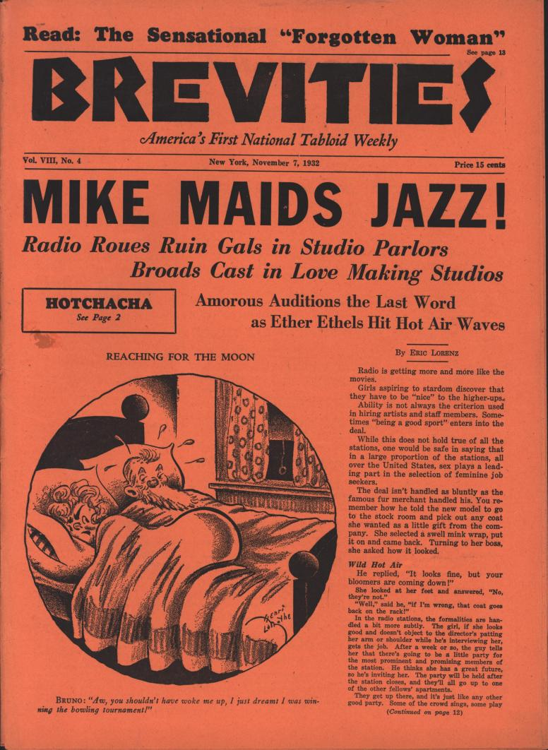 Brevities 1932 11 07