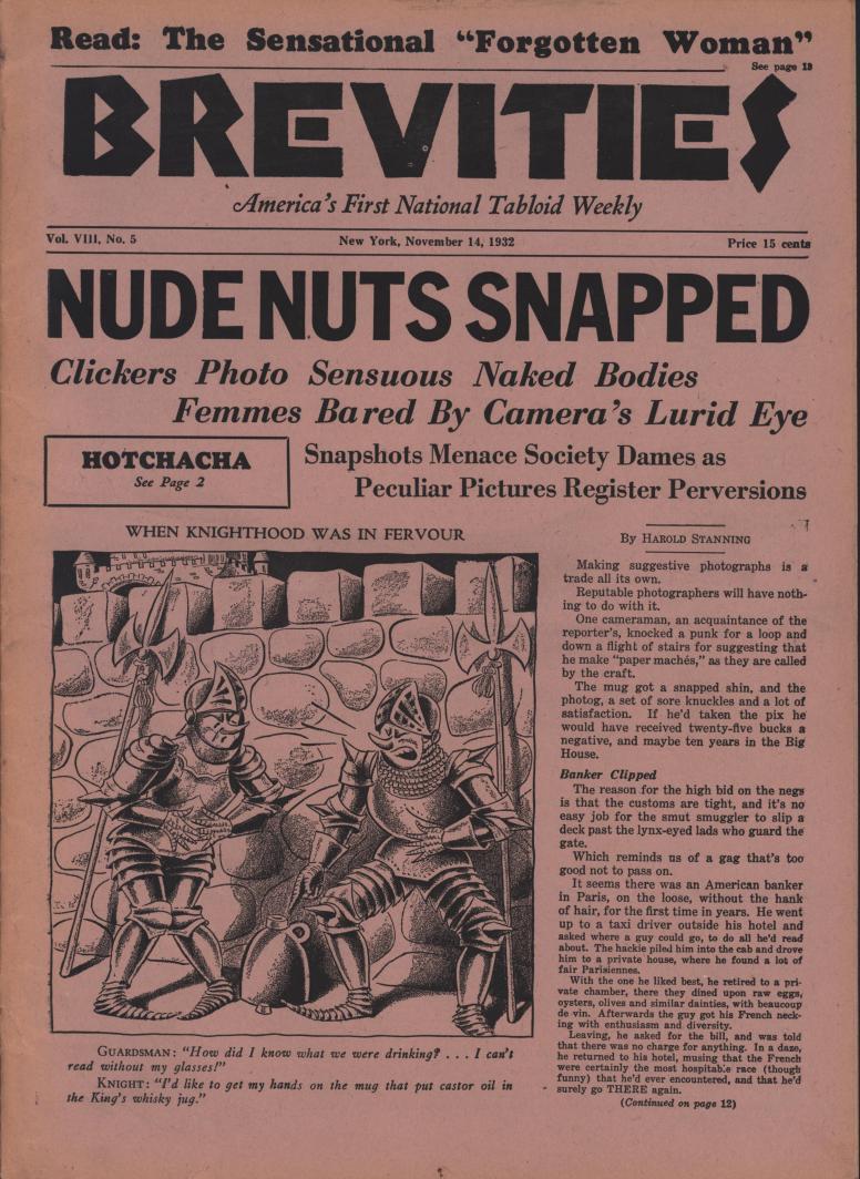 Brevities 1932 11 14