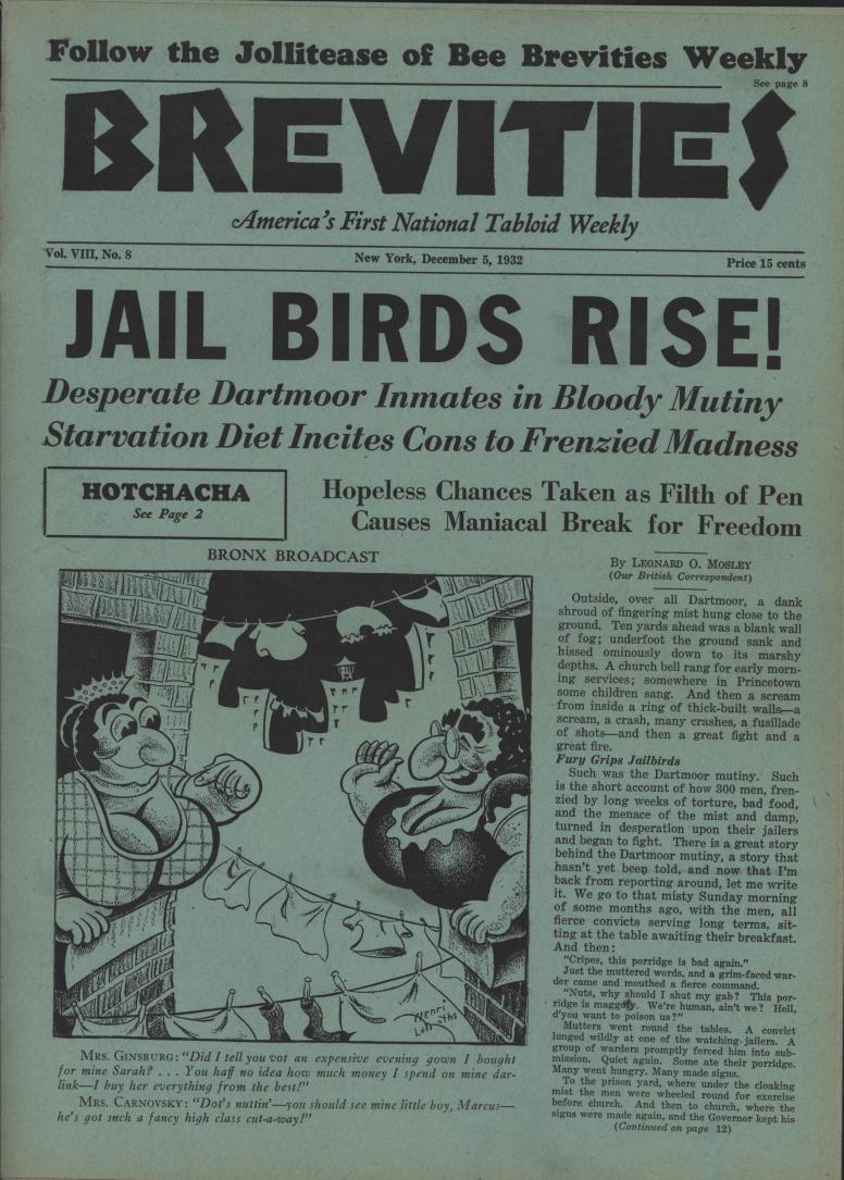 Brevities 1932 12 05
