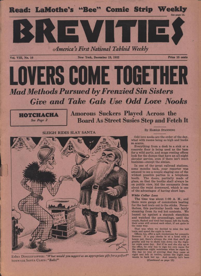 Brevities 1932 12 19