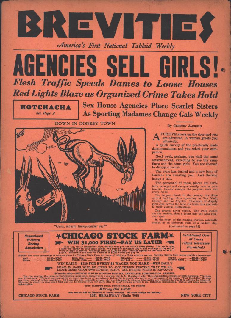 Brevities 1933 08 20