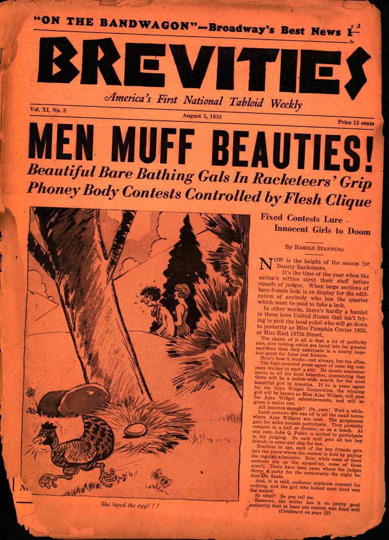 Brevities 1933 08 5