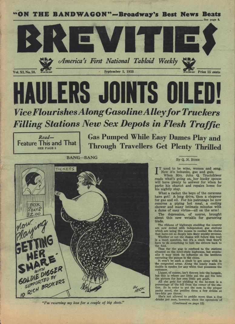 Brevities 1933 09 05