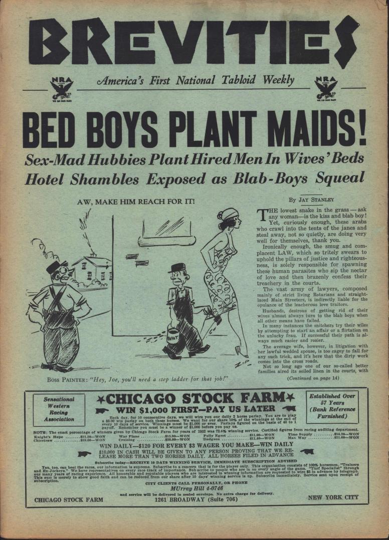 Brevities 1933 10 19 bc