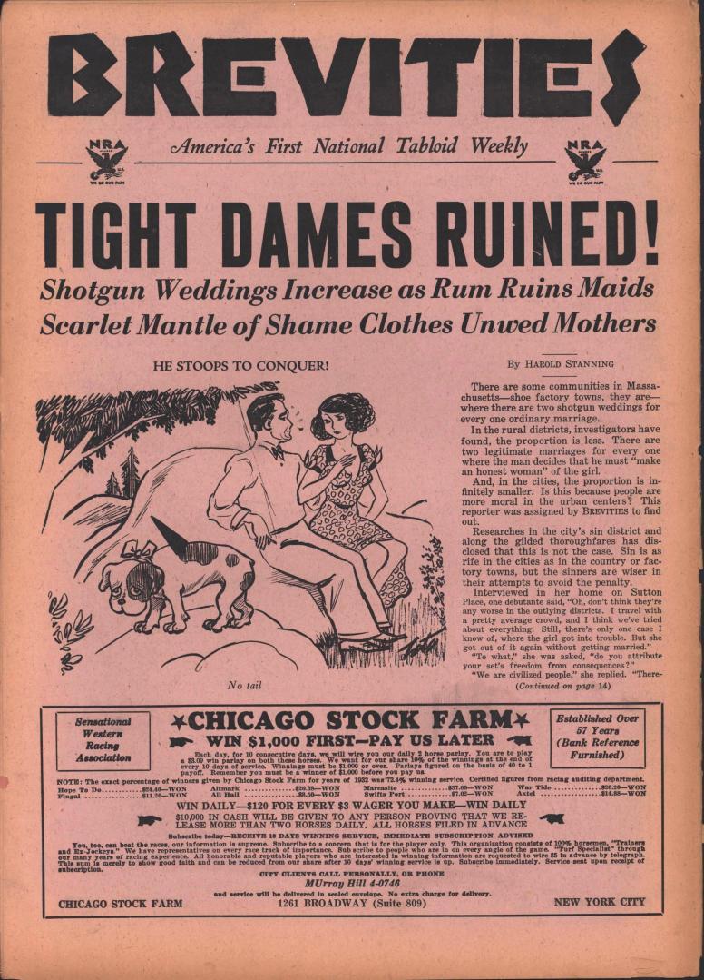 Brevities 1933 11 2 bc