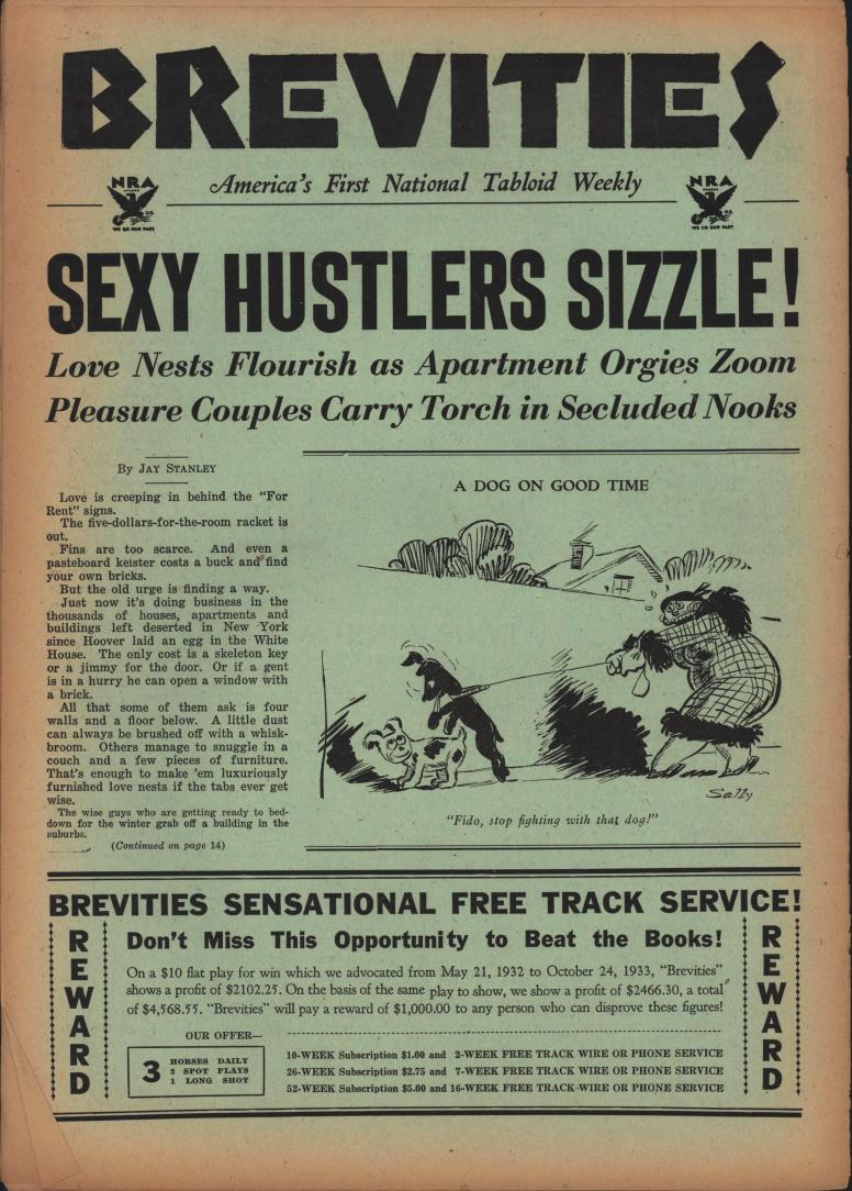 Brevities 1933 11 9 bc