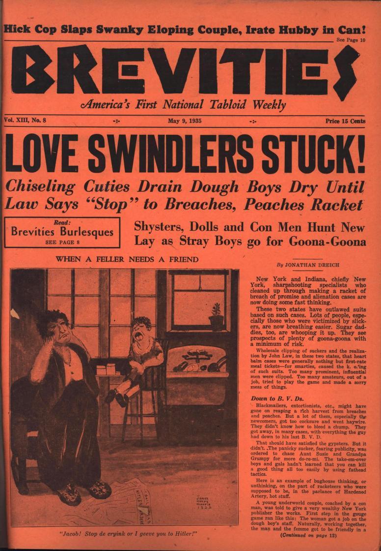 Brevities 1935 05 09