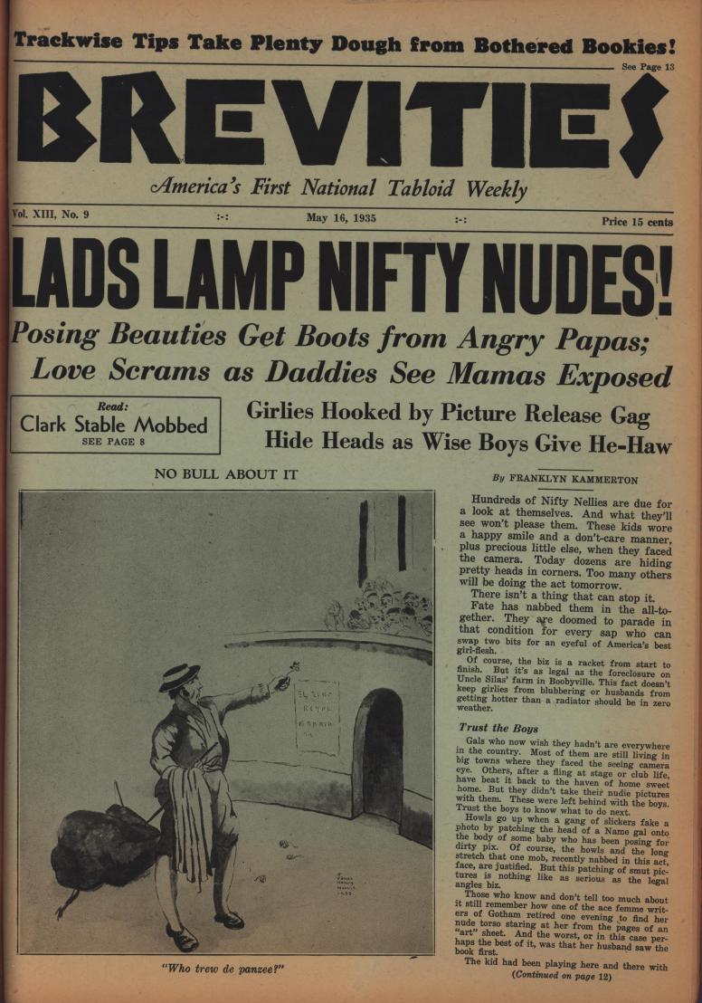 Brevities 1935 05 16