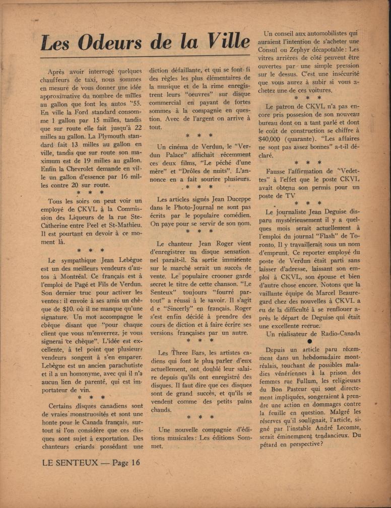 Le Senteux no date pg 16