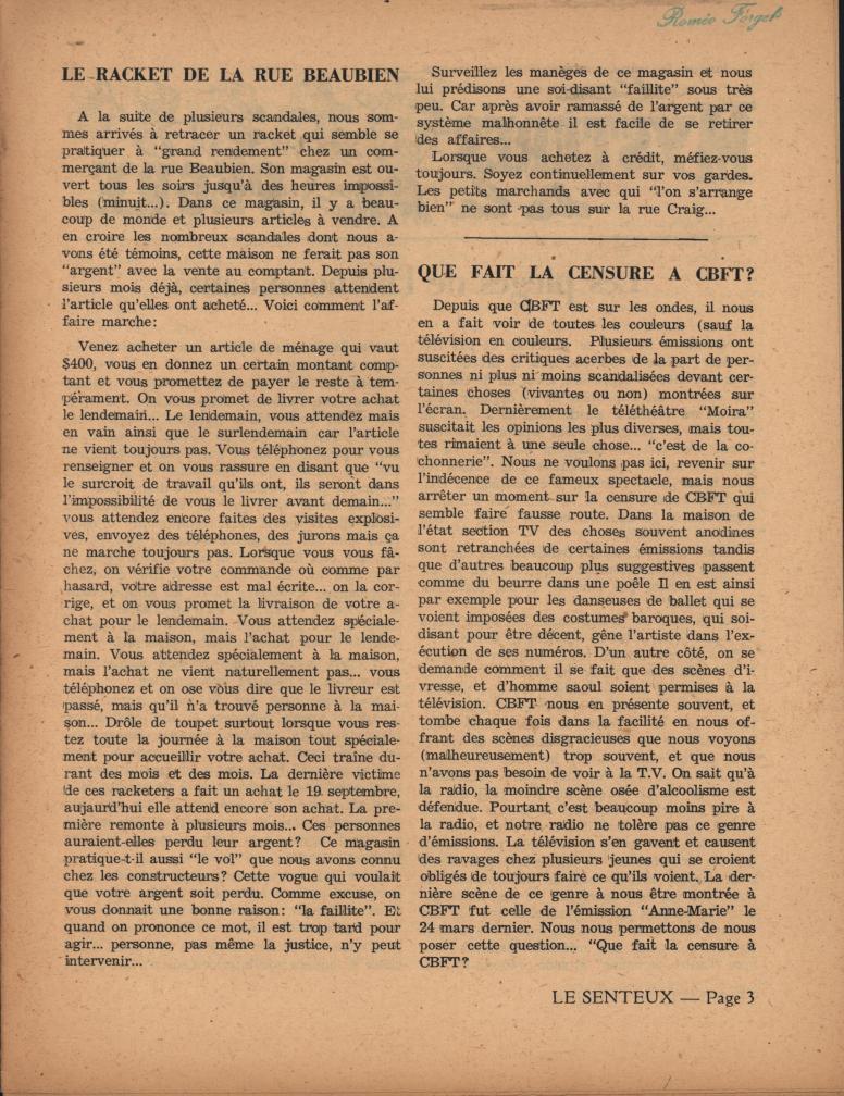 Le Senteux no date pp 3