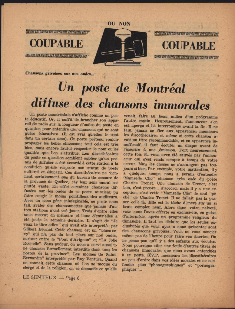Le Senteux no date pp 6