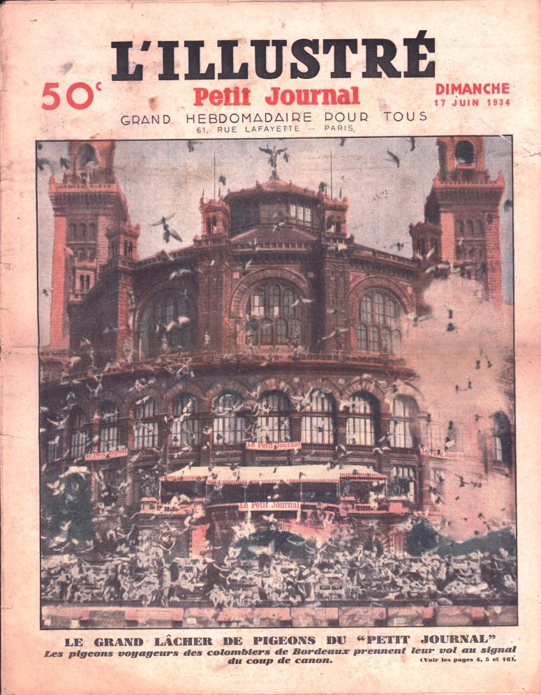 L'Illustré 1934 June 17