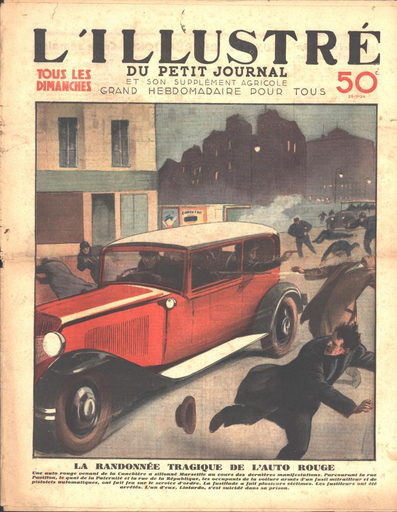 L'Illustré du upetit journal 1934 02 25