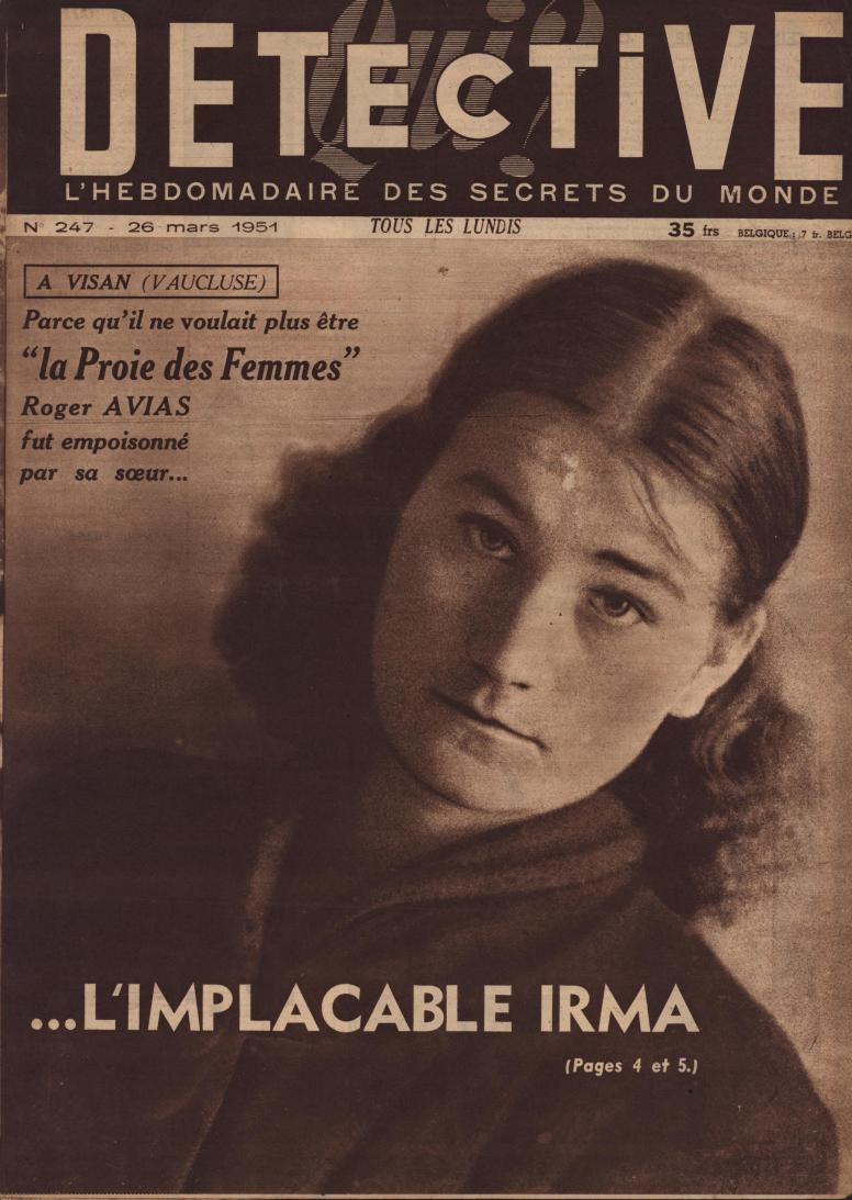 Qui Détective 1951 03 26