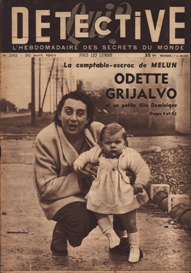 Qui Détective 1951 04 03