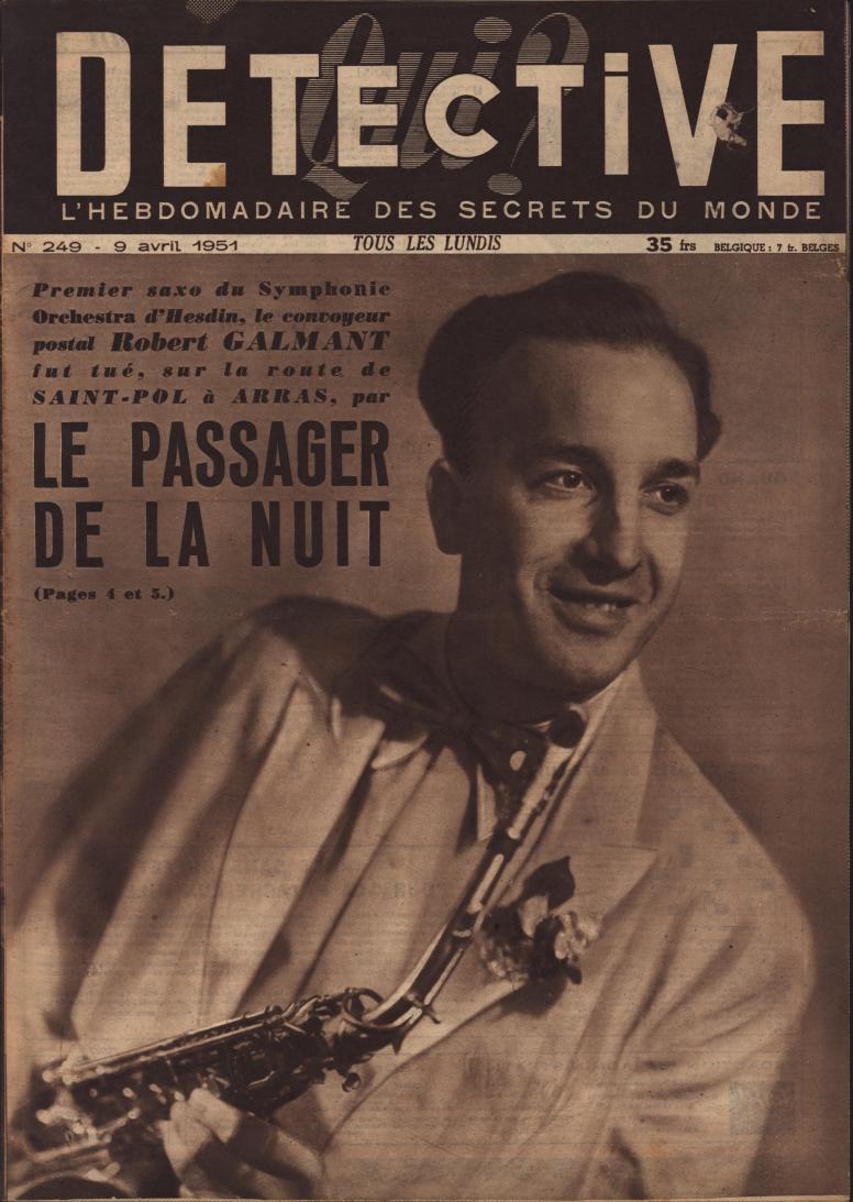 Qui Détective 1951 04 09