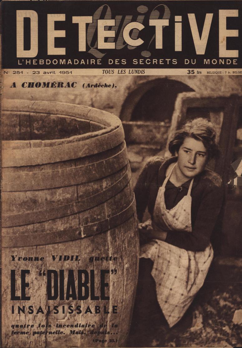 Qui Détective 1951 04 23
