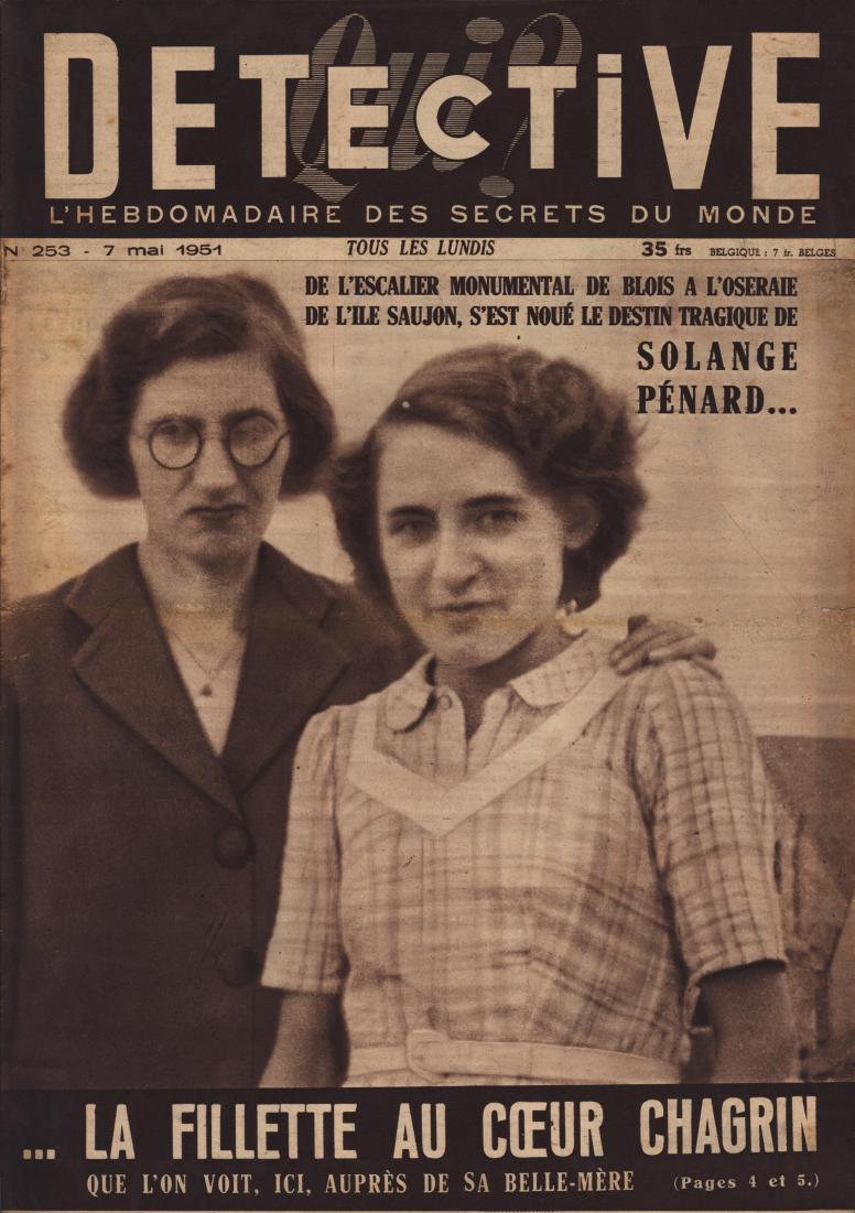 Qui Détective 1951 05 07