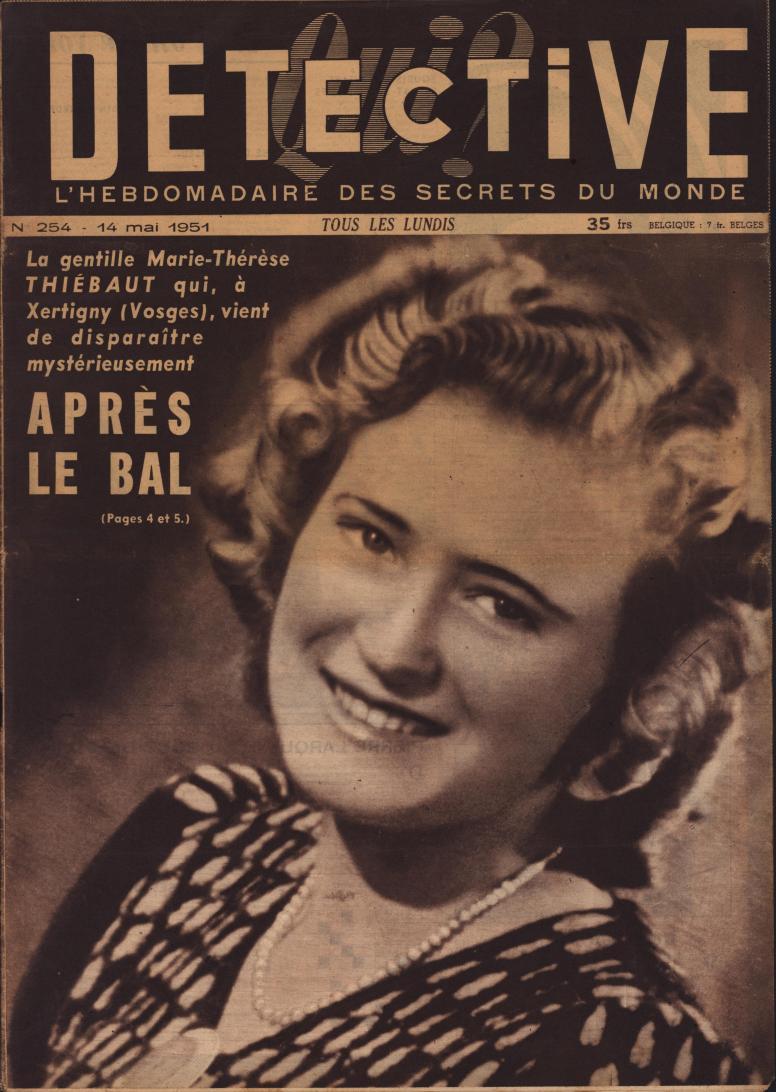 Qui Détective 1951 05 14