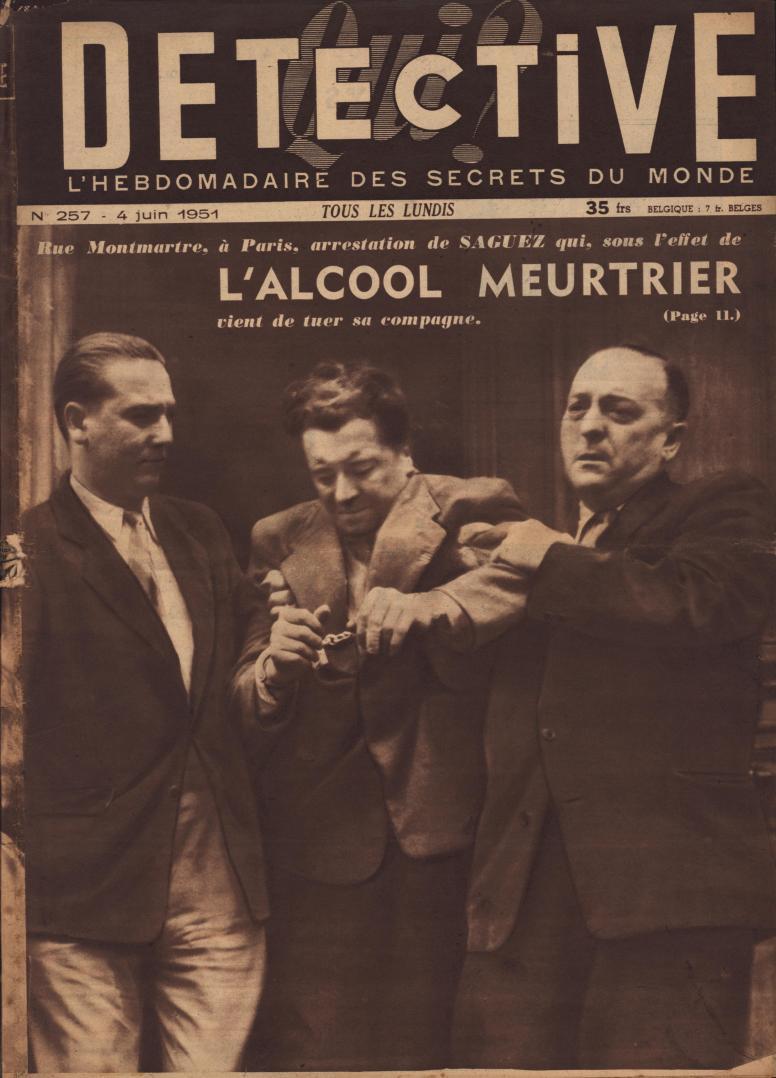 Qui Détective 1951 06 04