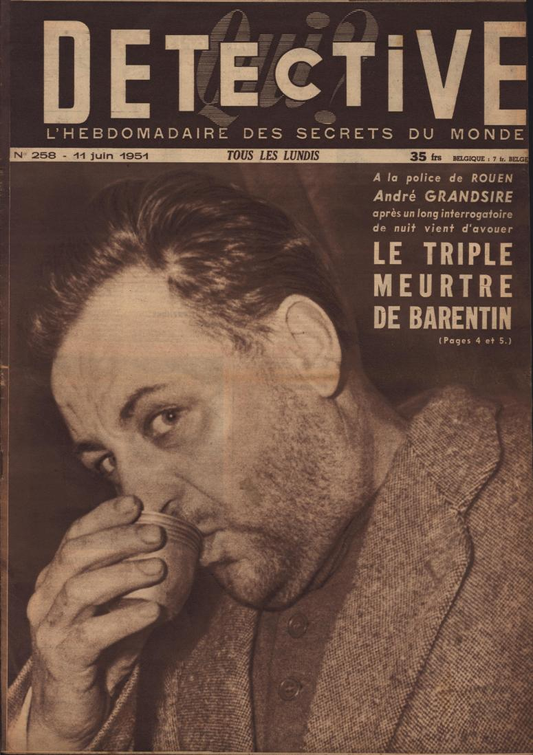 Qui Détective 1951 06 11