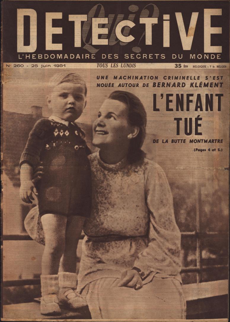 Qui Détective 1951 06 25