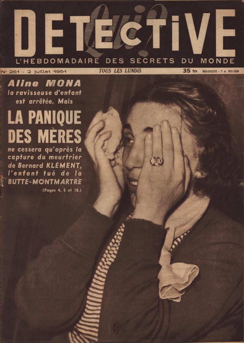 Qui Détective 1951 07 02