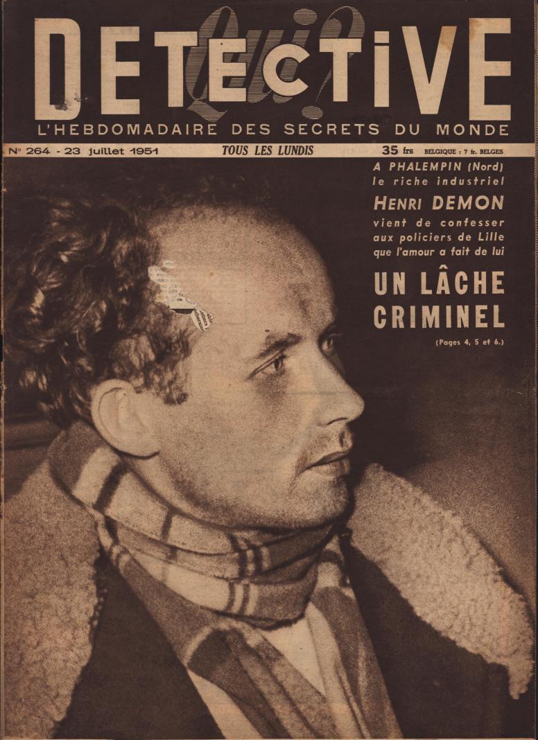 Qui Détective 1951 07 23