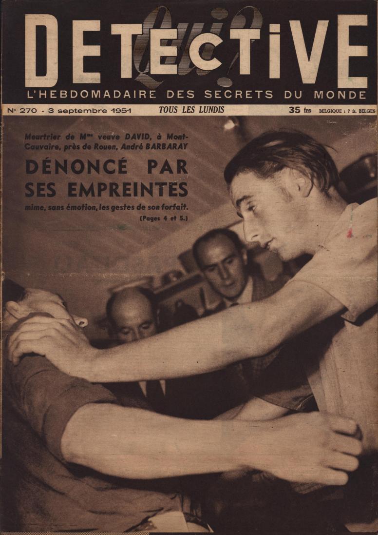Qui Détective 1951 09 03