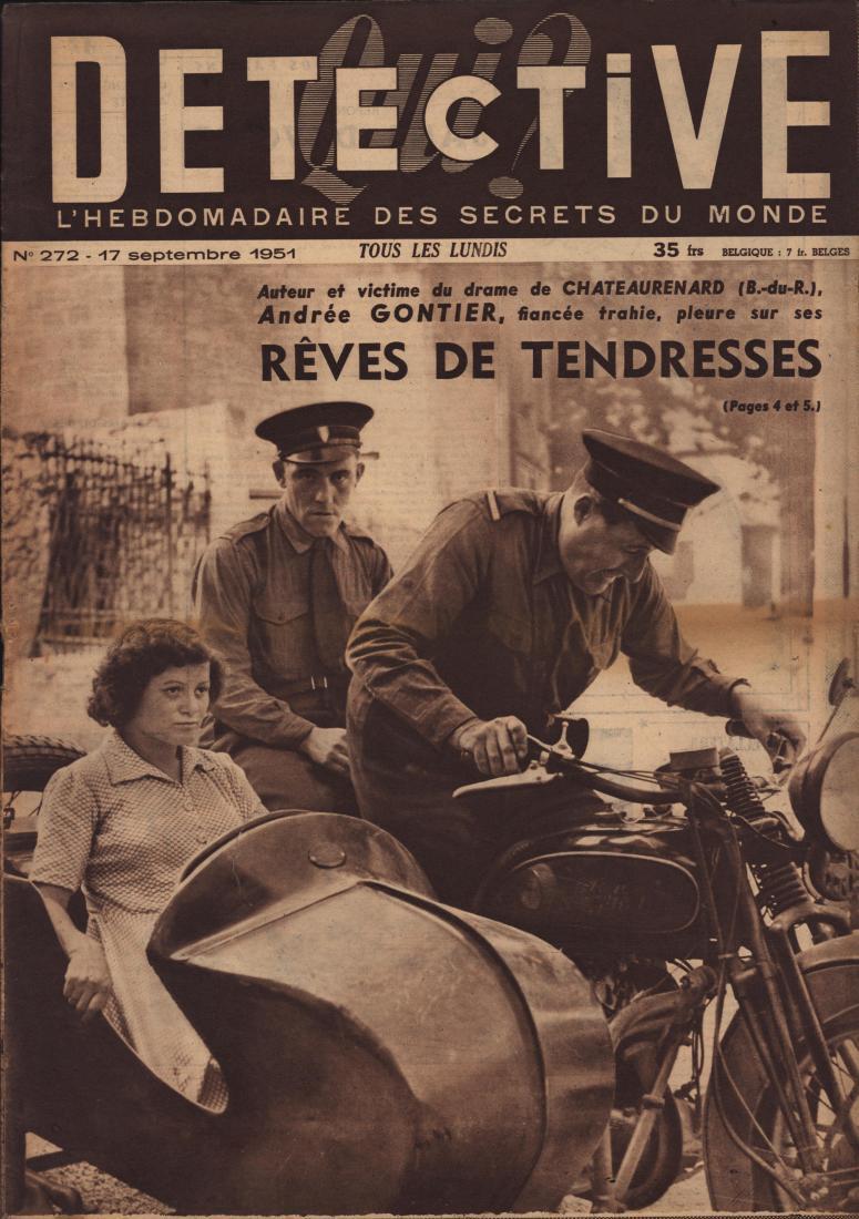 Qui Détective 1951 09 17