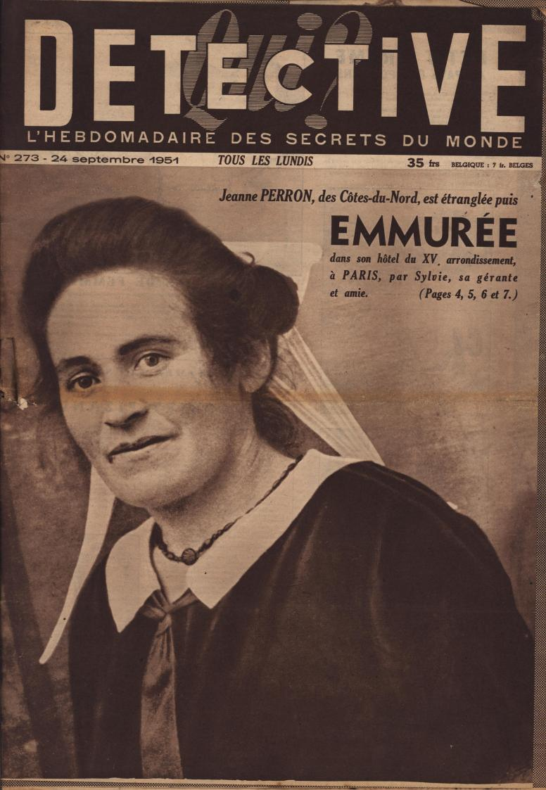 Qui Détective 1951 09 24