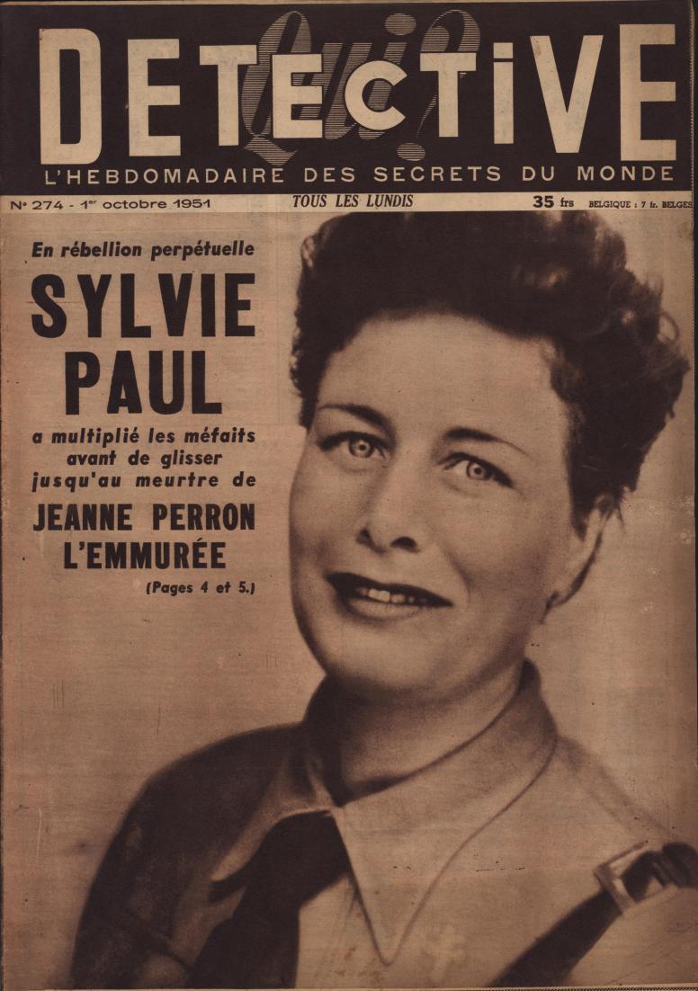 Qui Détective 1951 10 01