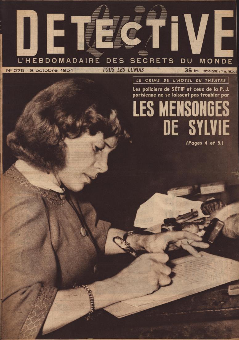 Qui Détective 1951 10 08