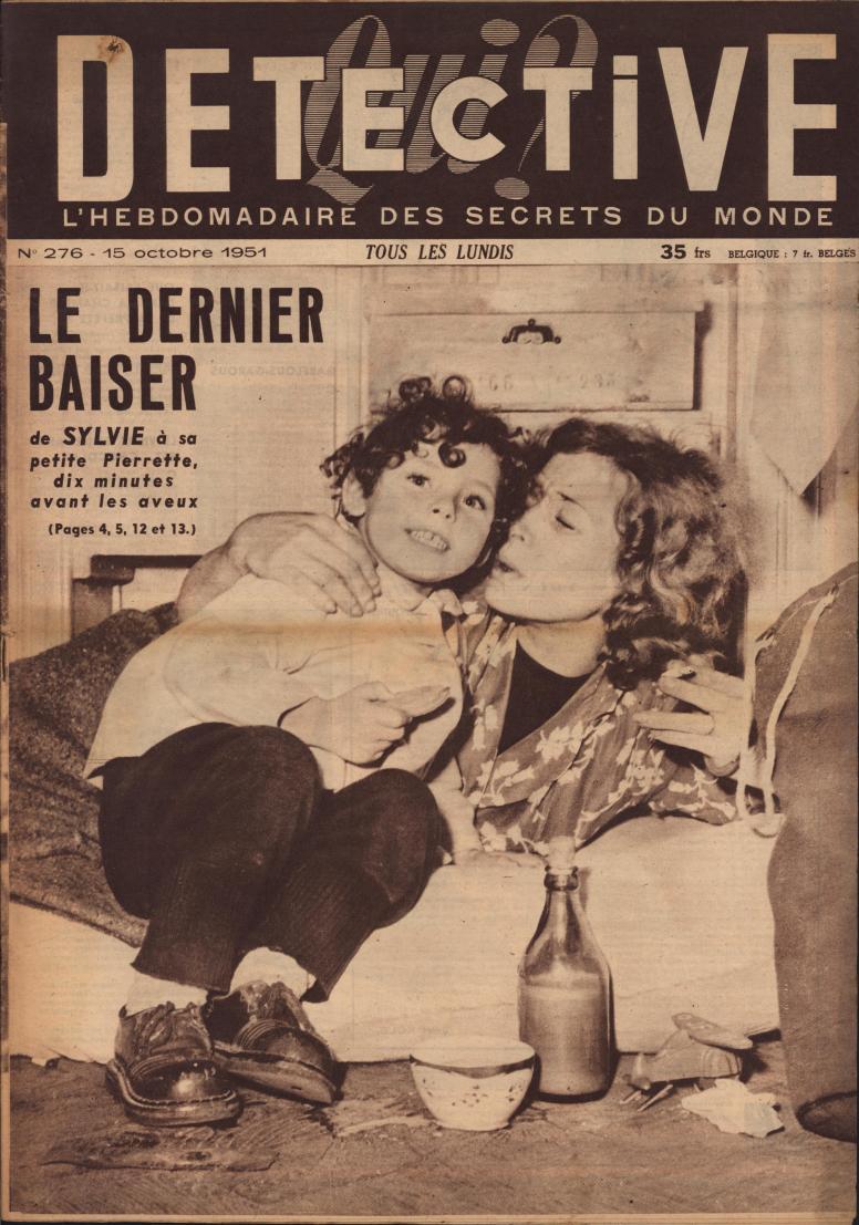 Qui Détective 1951 10 15