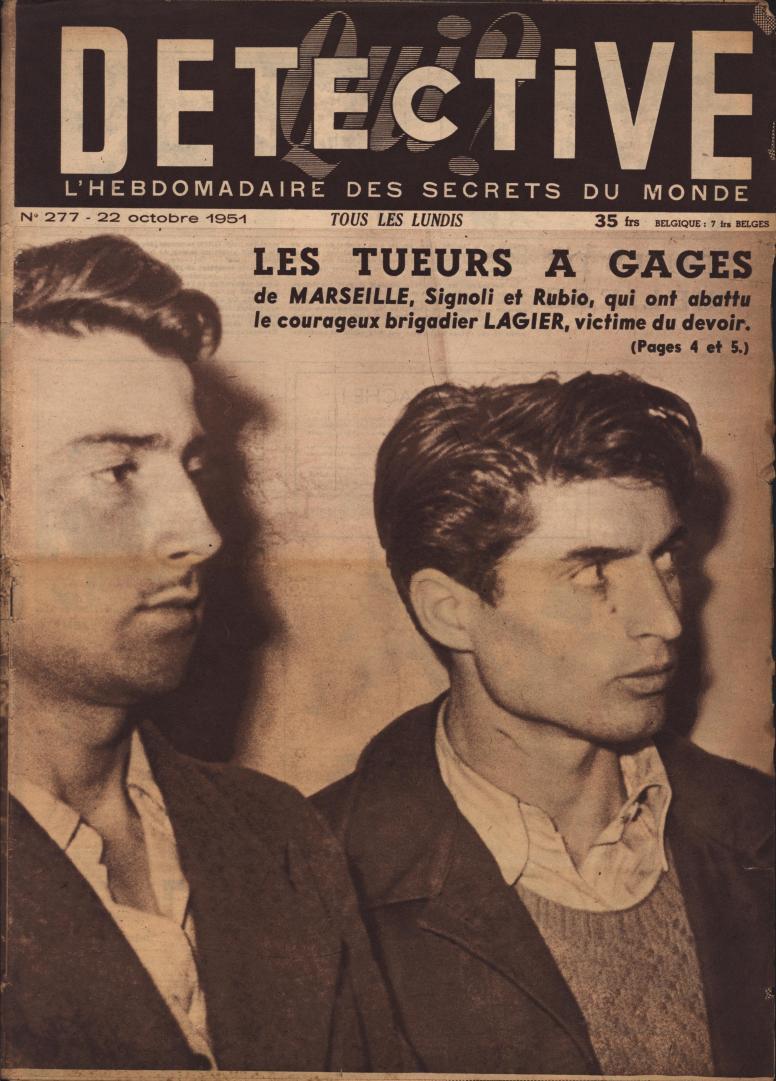 Qui Détective 1951 10 22