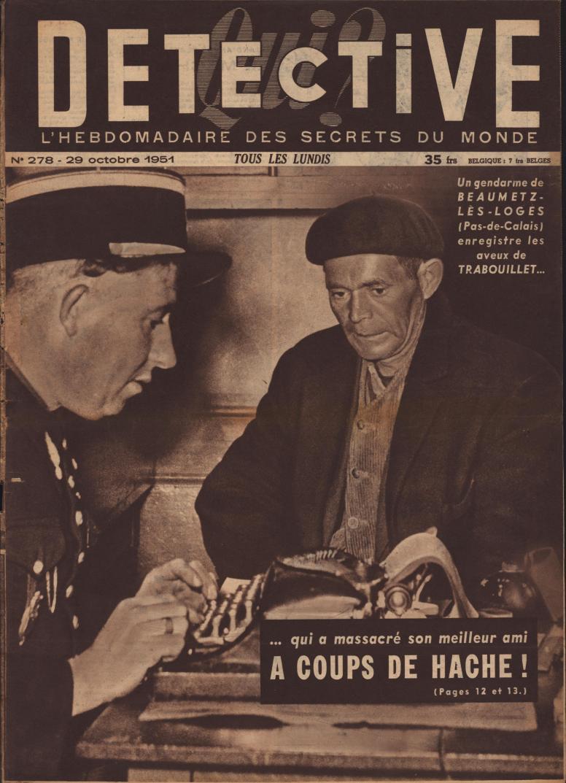 Qui Détective 1951 10 29