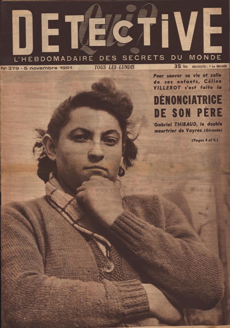 Qui Détective 1951 11 05