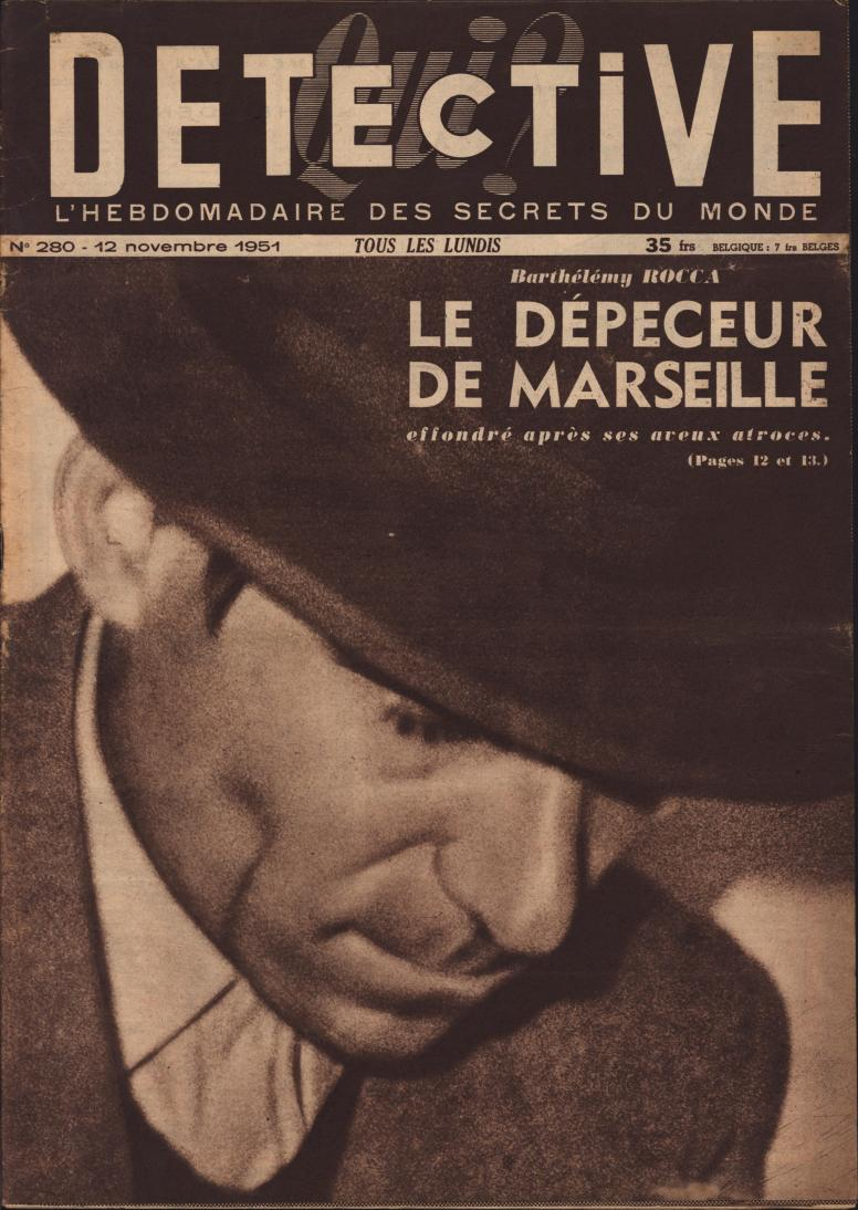 Qui Détective 1951 11 12
