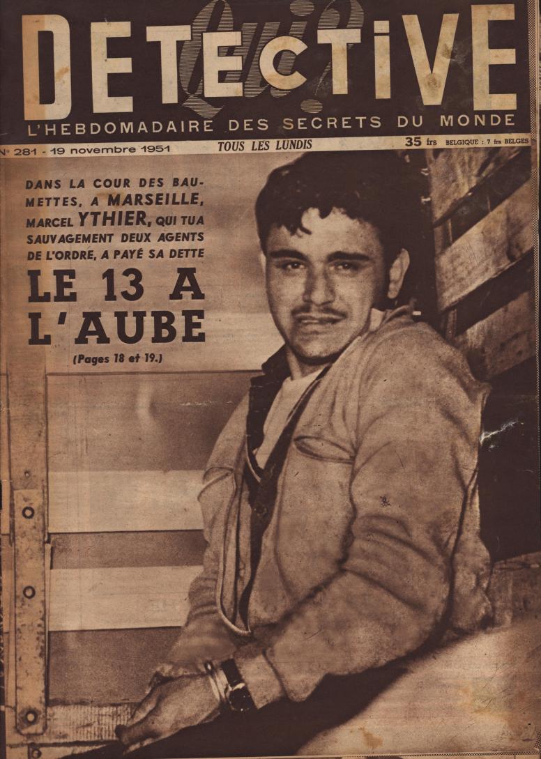 Qui Détective 1951 11 19