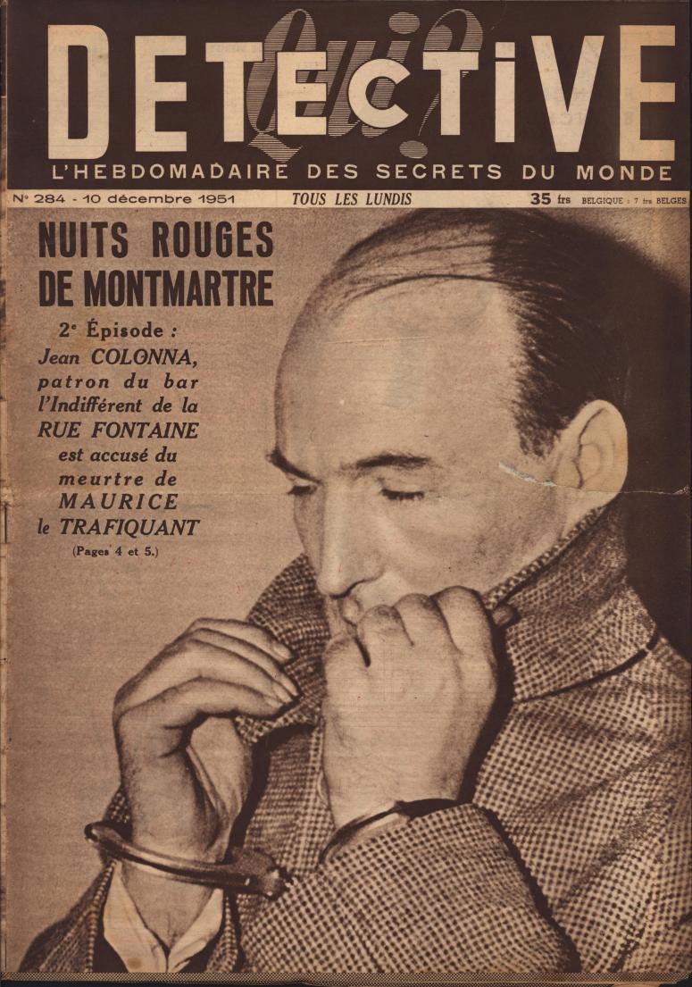 Qui Détective 1951 12 10