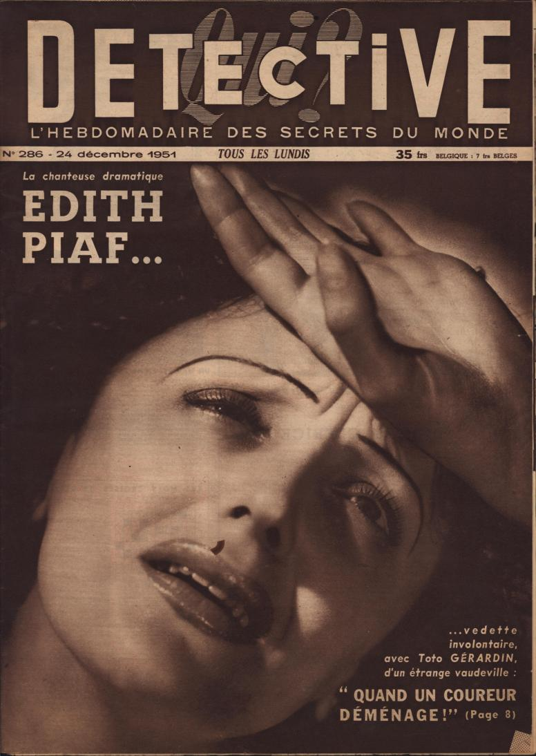 Qui Détective 1951 12 24