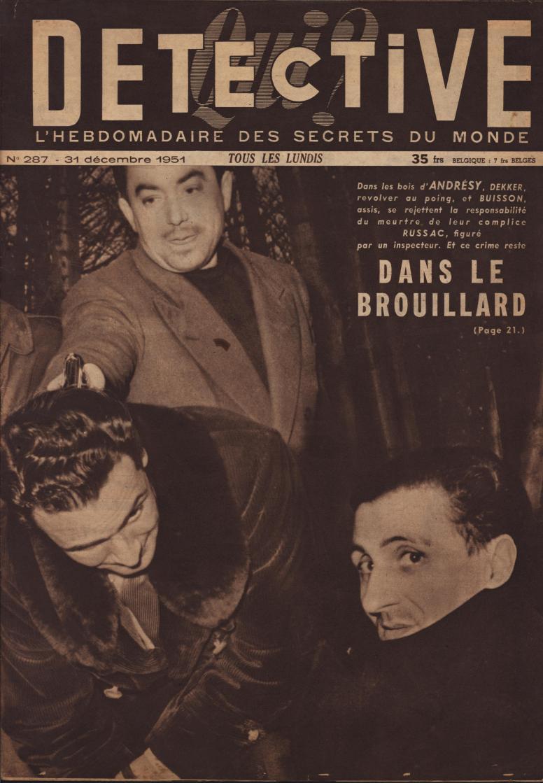 Qui Détective 1951 12 31
