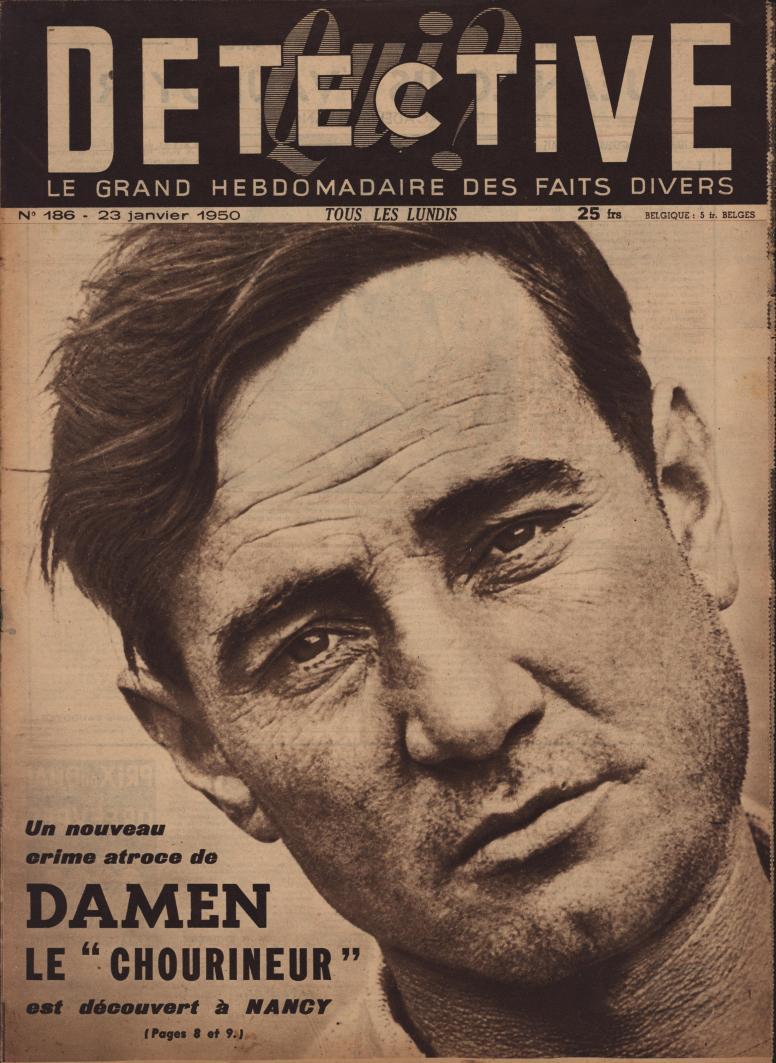 Qui Detective 1950 01 23