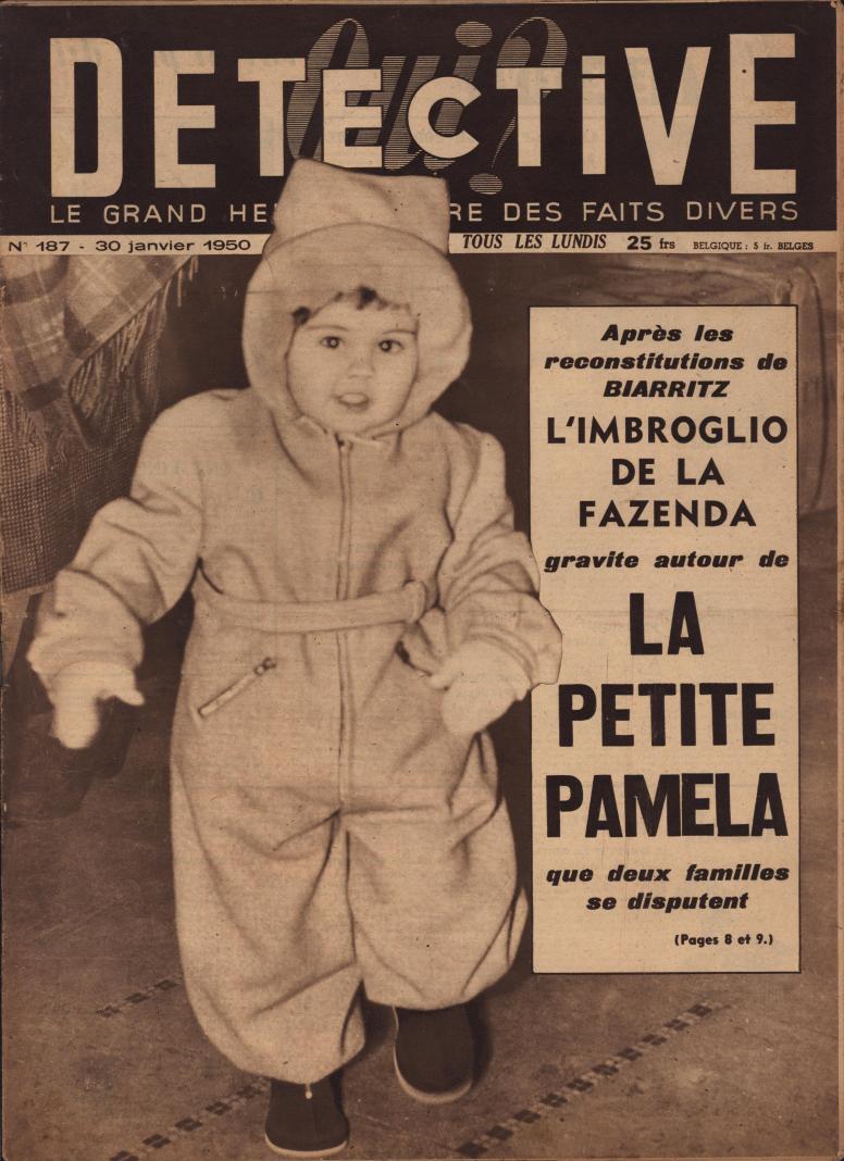 Qui Detective 1950 01 30